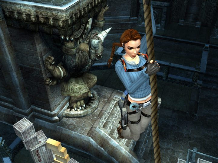 Screenshot de Tomb Raider : Legend