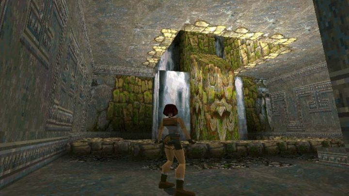 Screenshot de Tomb Raider