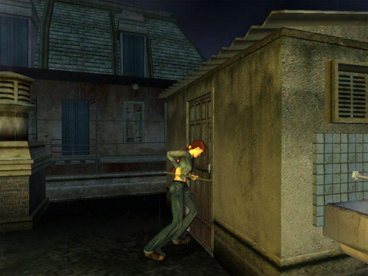 Screenshot de Tomb Raider : The Angel of Darkness