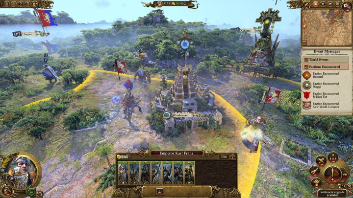 Screenshot de Total War : WARHAMMER II – Mortal Empires