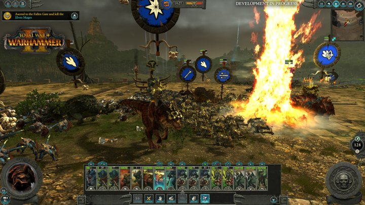 Screenshot de Total War : WARHAMMER II
