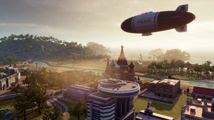 Screenshot de Tropico 6