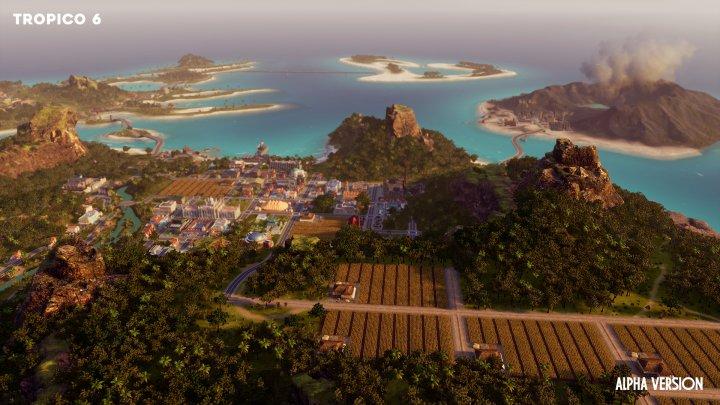 Screenshot de Tropico 6