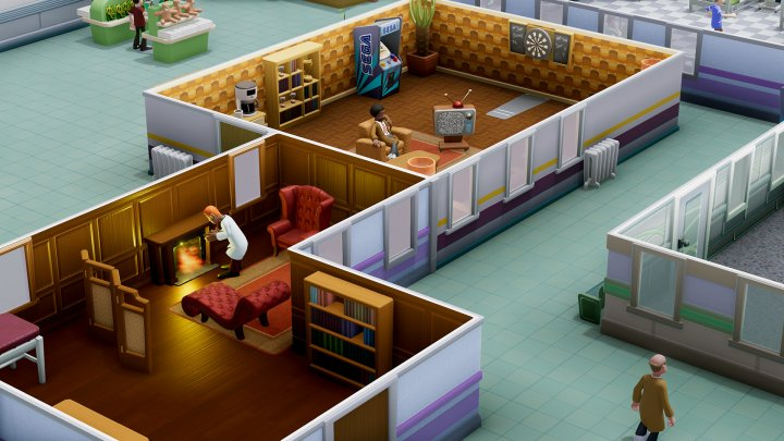 Screenshot de Two Point Hospital