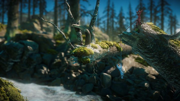 Screenshot de Unravel Two