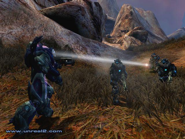 Screenshot de Unreal II : The Awakening