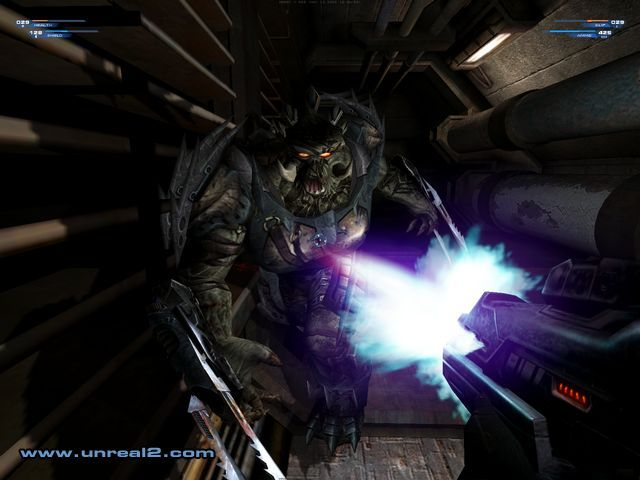 Screenshot de Unreal II : The Awakening