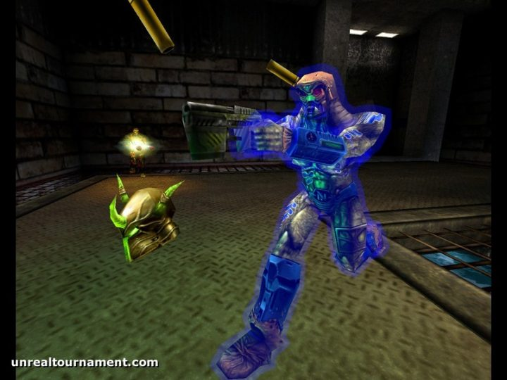 Screenshot de Unreal Tournament : Game of the Year Edition