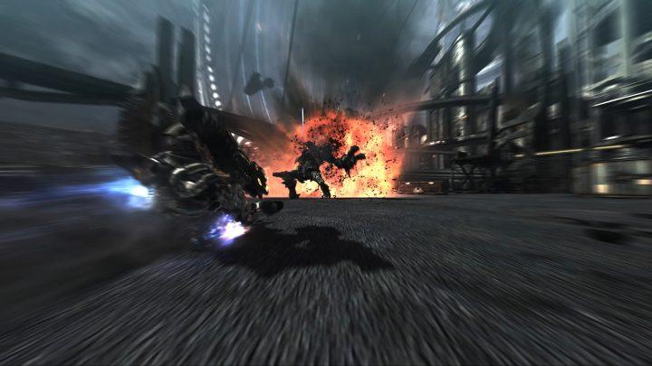 Screenshot de Vanquish