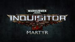 Jaquette de Warhammer 40,000 : Inquisitor - Martyr