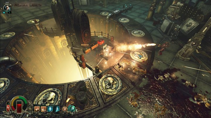 Screenshot de Warhammer 40,000 : Inquisitor – Martyr