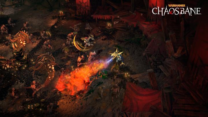 Screenshot de Warhammer : Chaosbane