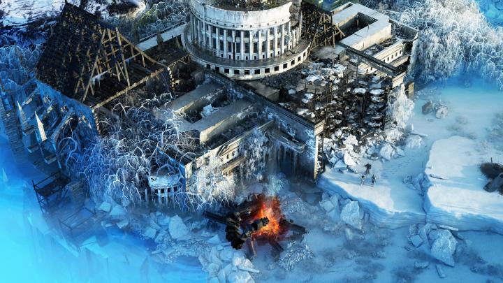 Screenshot de Wasteland 3