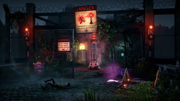 Screenshot de We Happy Few