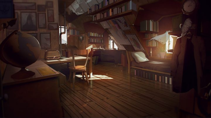 Screenshot de What Remains of Edith Finch