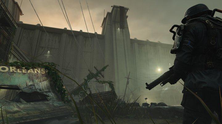 Screenshot de Wolfenstein II : The New Colossus