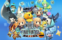 Jaquette de WORLD OF FINAL FANTASY MAXIMA
