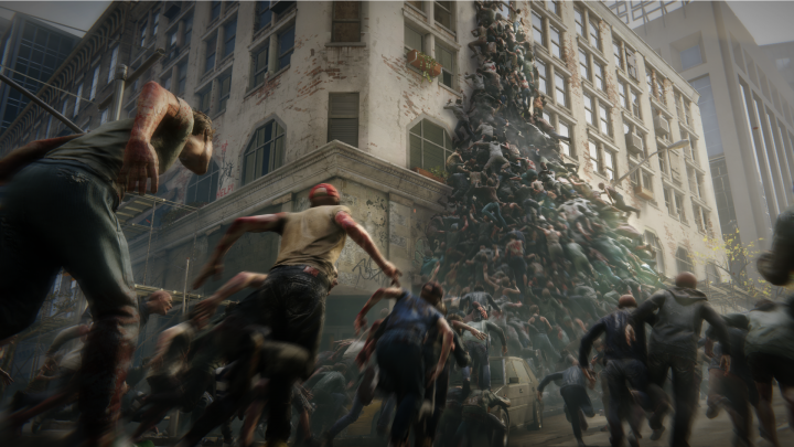 Screenshot de World War Z