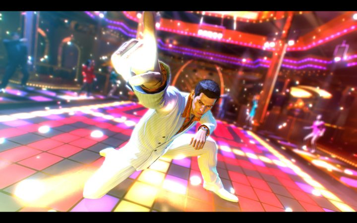 Screenshot de Yakuza 0