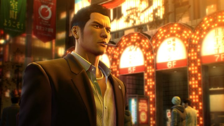 Screenshot de Yakuza 0