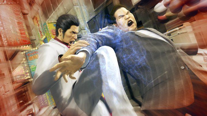 Screenshot de Yakuza : Kiwami
